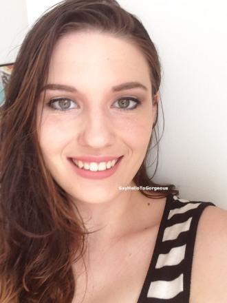 Aria Makeup 1